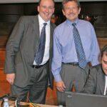 Michele Maggi con Larry Williams